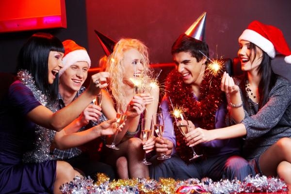 Новогодние игры и развлечения на Новый год